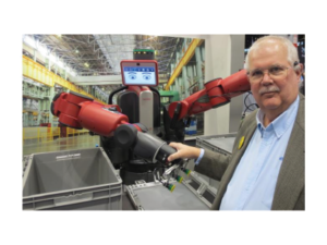 Packaging Digest Addresses what's ahead for Robots in packaging?